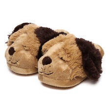As Seen on TV Pillow Pets Slippers - Snuggly Puppy - Size Large FREE SHIPPING