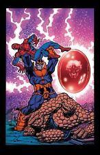 Avengers vs. Thanos, Gerber, Steve, Englehart, Steve, Friedrich, Mike, Starlin,
