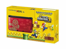 Nintendo 3DS XL Limited Edition Red Handheld System