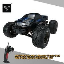 Original GPTOYS Foxx S911 Monster Truck 1/12 RWD High Speed Off-Road RC Car R0M4