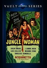 Jungle Woman (Evelyn Ankers) - Region Free DVD - Sealed