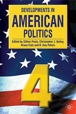 Developments in American Politics,GOOD Book