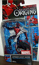 Spiderman Origins Spiderman 2099