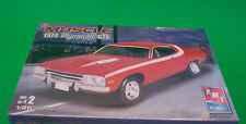 Mopar 1974 Plymouth GTX Muscle Car 1:25 scale AMT/Ertl Model Kit