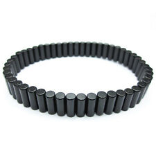 """Power Magnetic Therapy NdFeB Neodymium Magnet Bracelet Removable Black 8.5"""""""
