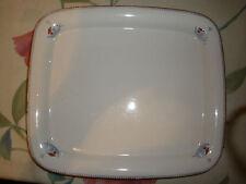 Vintage Cheese/Sandwich Plate/Platter. Oblong. Bisto.  Bishop & Stonier