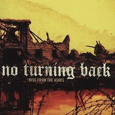 Rise From the Ashes, No Turning Back, 790168426728, , New