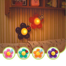 Hot Selling Baby Nursery Room Decor Bedside Flower LED Touch Lamp Night Light