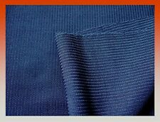 Blue Speaker Grill Cloth / Fabric Material 1.00 METRE x 500mm. Refurbish /Repair