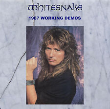 Whitesnake 1987 Demos CD
