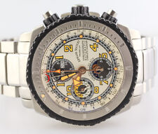 ARMAND NICOLET CHRONOGRAPH & COMPLETE CALENDAR MEN'S WATCH AN9168-G-32114(*BV-K)