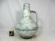 Unusual glazed 60´s design Carstens Keramik Vase 101  27,5 cm 09845