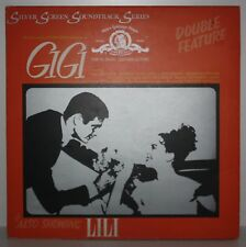 GIGI, also showing LILI-original Silver Screen Soundtrack-Metro Goldwyn Meyer