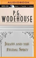 Jeeves and the Feudal Spirit by P. G. Wodehouse (2015, MP3 CD, Unabridged)