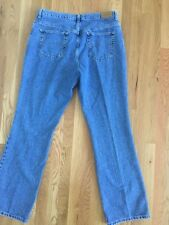 Women's Tommy Hilfiger 16L Faded Med. Rinse Denim Jeans.