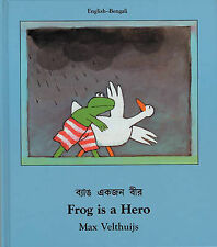 Frog is a Hero (Frog Series), Max Velthuijs, Very Good Book