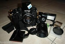 Nikon f3 BODY SLR analogica; obj.1:1.8; 50mm; Action Finder da-2; Nikon md-4-k0035