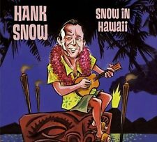 Snow in Hawaii [Compilation] by Hank Snow (CD, Oct-2008, Bear Family Records...