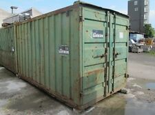 Seecontainer Materialcontainer Baucontainer Lagercontainer Container #16984