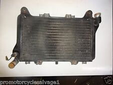 KAWASAKI GPX 750 R 1989 1990 1991:RADIATOR:USED MOTORCYCLE PARTS