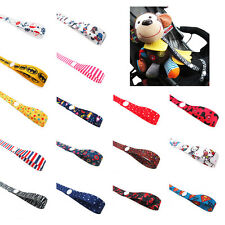 Baby Bottle Nipple Fixed Toys Rope Strap For Highchair Stroller Car Seat Random