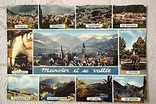 """CPM """" MUNSTER et sa vallée - Différentes vues"""
