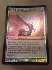 Mtg Sword of Light and Shadow FOIL Rare Darksteel