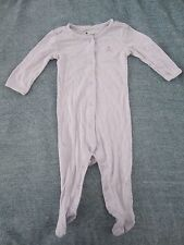 """Baby Gap"" Girls Onesie Pyjamas Sleepwear Jumpsuit Playsuit, 0-3 Months"