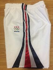 Speedo USA Olympic Water polo Team Reversible Shorts A Must Have! Player Worn XL