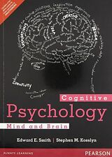 Cognitive Psychology : Mind and Brain by Edward E. Smith and Stephen M. Kossl...