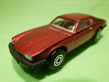 EDOCAR 28 JAGUAR XJ-S XJS V12 - RED 1:60? - GOOD CONDITION