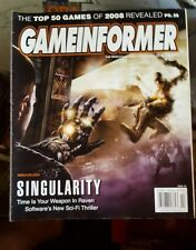 GameInformer - February 2009 Monthly Issue 190 | Singularity