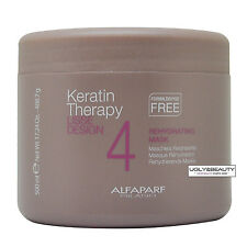 Alfaparf Keratin Therapy Lisse Design Rehydrating Mask 500 ml / 17.24 Oz
