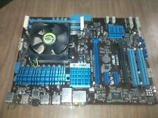 Asus M5A97 Socket AM3+ Motherboard + AMD Phenom II X4 965 CPU 3.40 GHz + AMD Fan