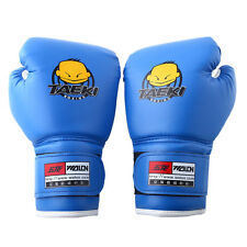 1Pair Kids Cartoon Boxing for Children Training Fighting Competition Gloves
