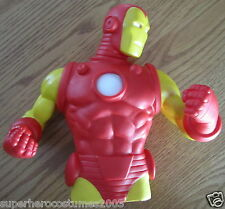 The Invincible Iron Man Classic Bust Bank Marvel Comics Bust Piggy Bank New