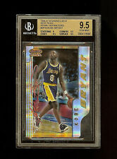1996-97 KOBE BRYANT BOWMANS BEST PICKS ATOMIC REFRACTOR RC BGS 9.5 GEM MINT!