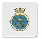 800 NAVAL AIR SQUADRON GLASS KITCHEN CHOPPING BOARD