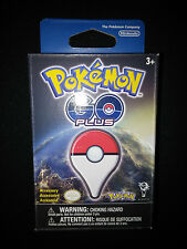 Nintendo Pokemon Go Plus + Wristband Accessory BRAND NEW SEALED Bluetooth Device