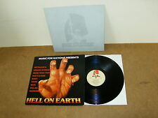 LP (french press) - Various artists - HELL ON EARTH - Music For Nations 12