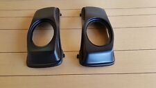 6x9 SPEAKER LIDS FOR HARLEY DAVIDSON TOURING BAGGERS 1996-2013
