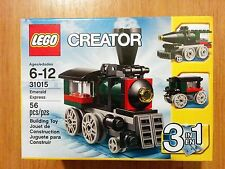 Retired Lego Creator 31015 Emerald Express --NISB