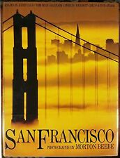 SAN FRANCISCO: Photographs By MORTON BEEBE like new hardcover - FREE SHIPPING!