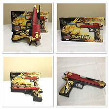 dragon soul desert eagle automatic pistol electric gun toy gift Christmas