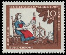 "GERMANY B426 (Mi538) - Fairy Tales ""Frau Holle"" (pa79152)"