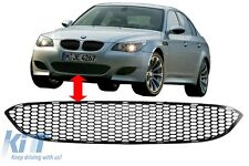 Front Bumper Lower Grille BMW E60 5 Series 03-10 M5 Design Sport Grill Trim Vent