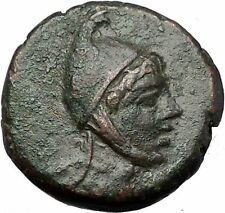 AMISOS in PONTUS MITHRADATES VI the GREAT Time Perseus Pegasus Greek Coin i55443