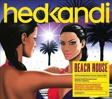 Various Artists Hed Kandi: Beach House CD