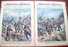 1937 GUERRA CIVILE DI SPAGNA GIJON VILLA MANIN ASTURIE POPOLO DISPERATO INCISION