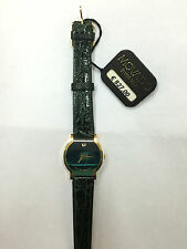Orologio movado watch nuovo 30 m SWISS pelle verde 560701902 WATCH green LEATHER
